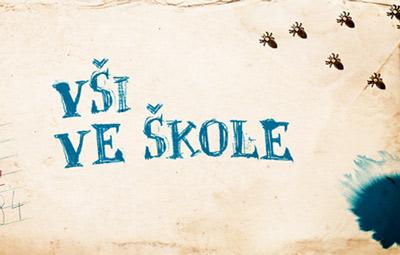 logo Vši ve škole