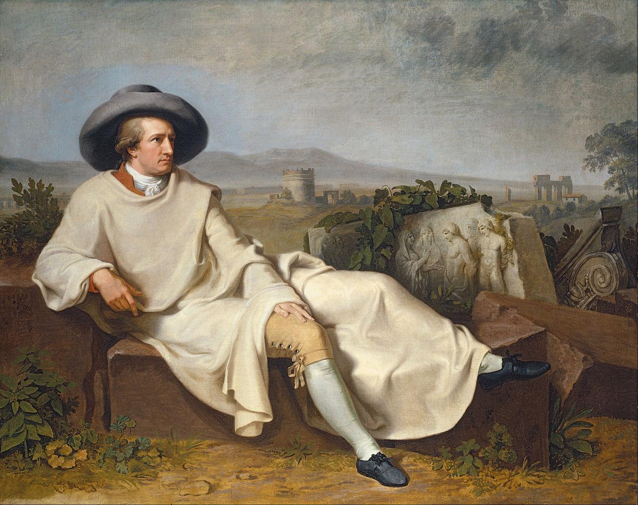 Výsledek obrázku pro Goethe