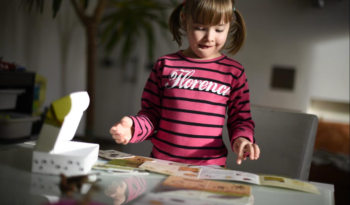Puzzle s bobky je prostě zábava. Foto: matkynapalubu.cz