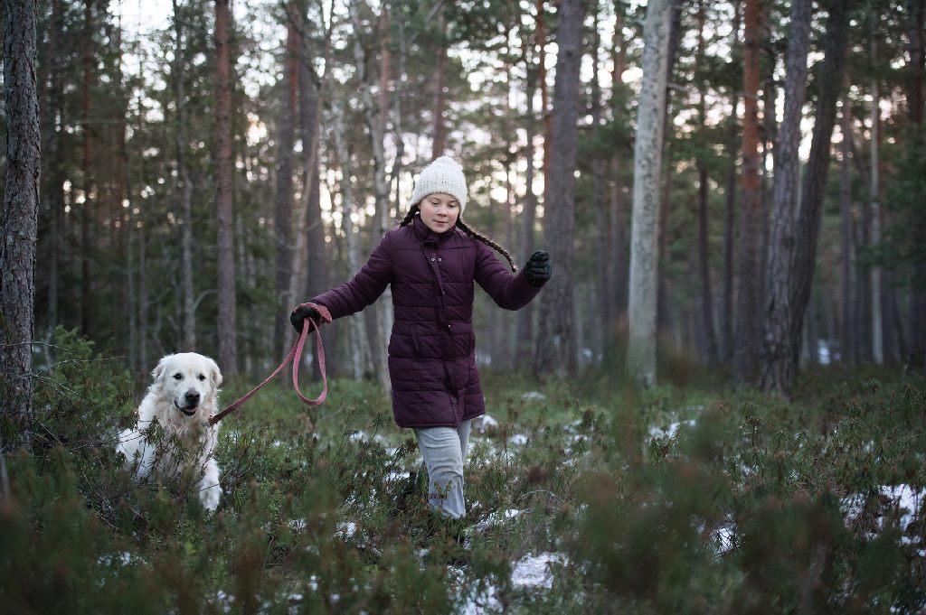 Greta Thunberg - foto Anna Tärnhuvud, Rolling Stone