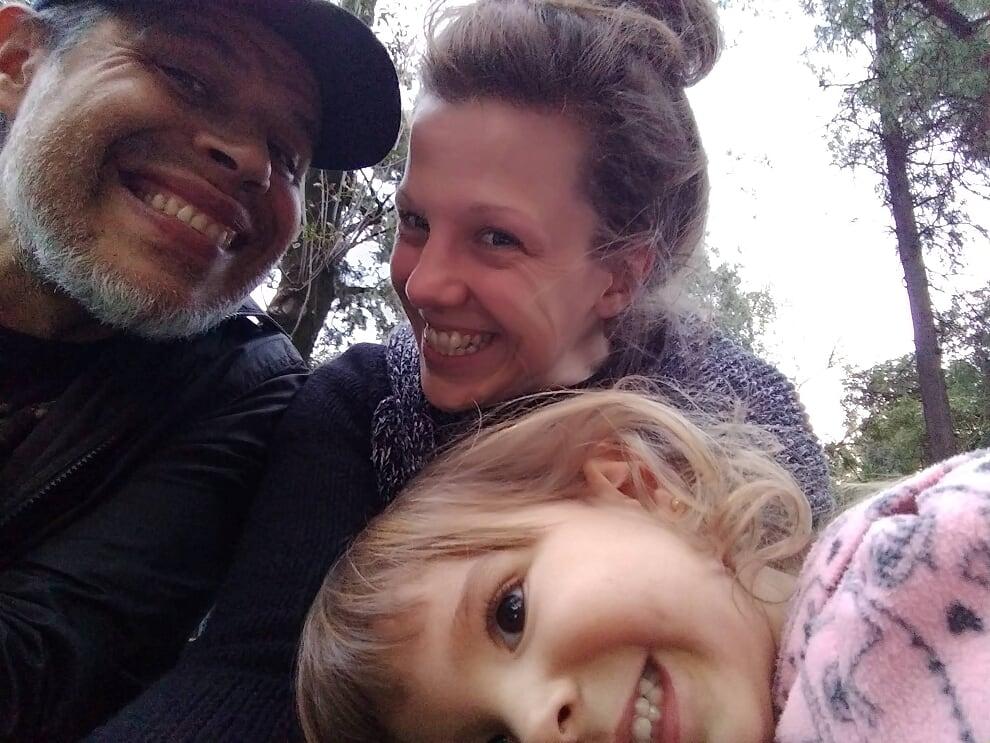 Naše česko-mexická rodina