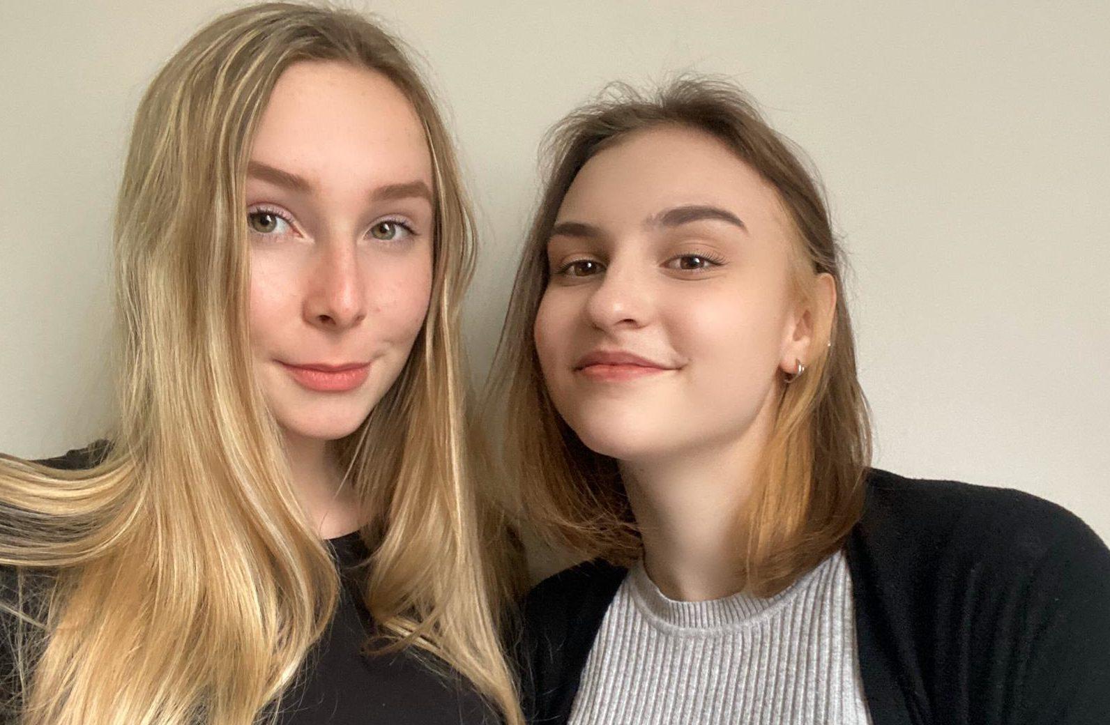 Septimánky Anne-Marie a Veronika