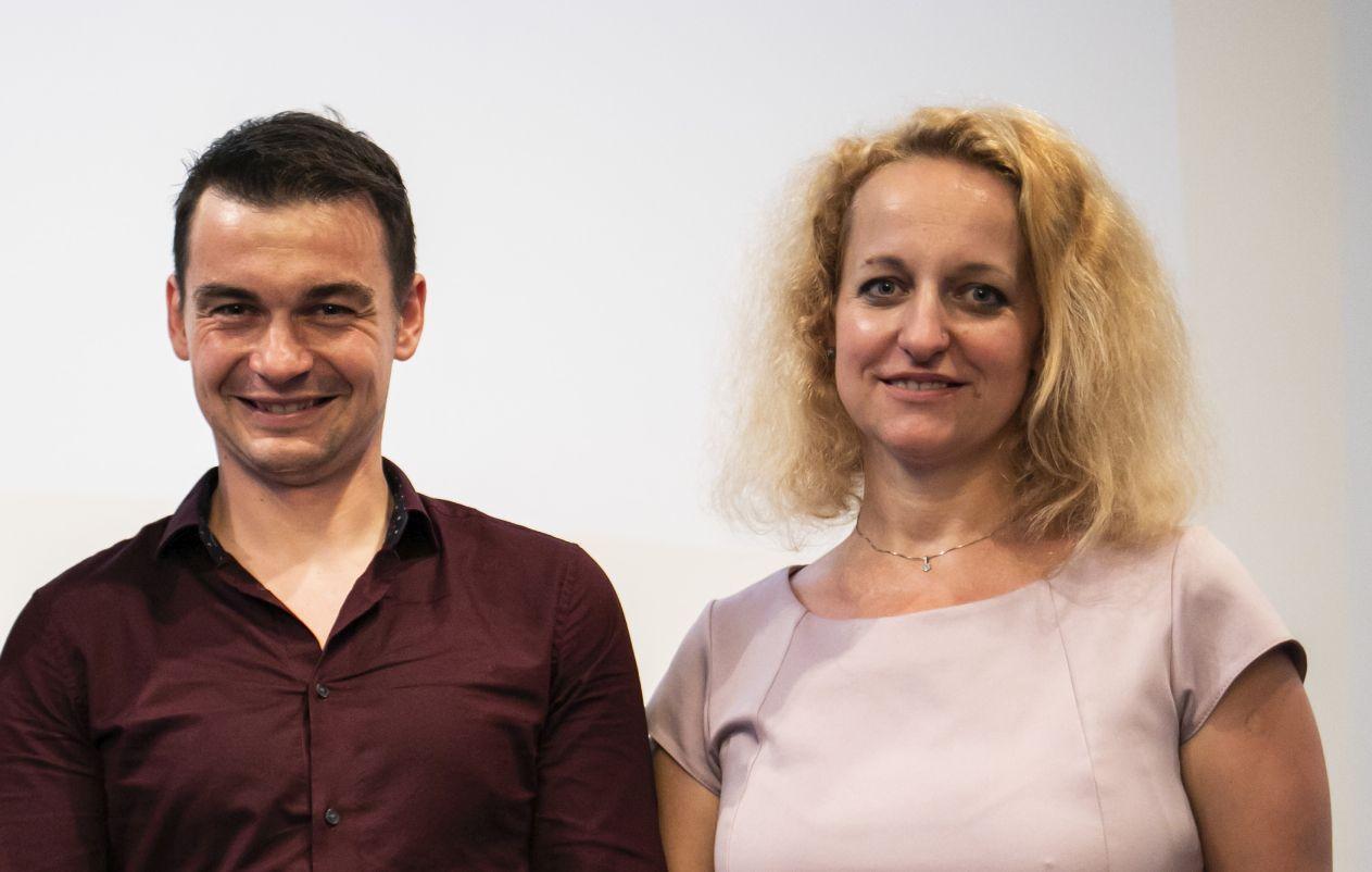 Foto z předávání ceny GTP, autor Kateřina Lánská