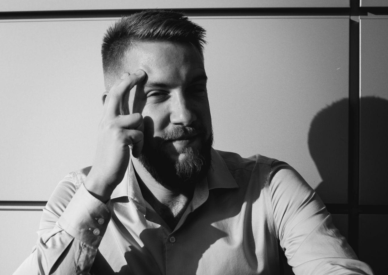 A najednou přijde nucená izolace a člověk zjistí, že to má obří limity. FOTO: Patrik Šimr