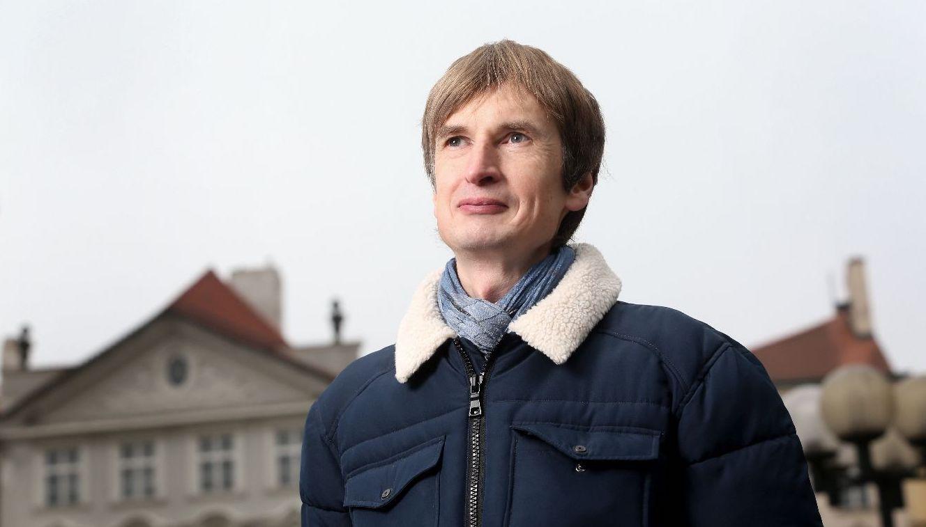 """""""Vědci jsou dvojího typu: sportovci a estéti. Zatímco sportovci soutěží rádi, u estétů to tak být nemusí."""" FOTO: Jakub Stadler"""