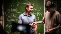 Štěpán Morys a Tomáš Chrobák natáčejí videa o matematice. Sleduje je až patnáct tisíc lidí.