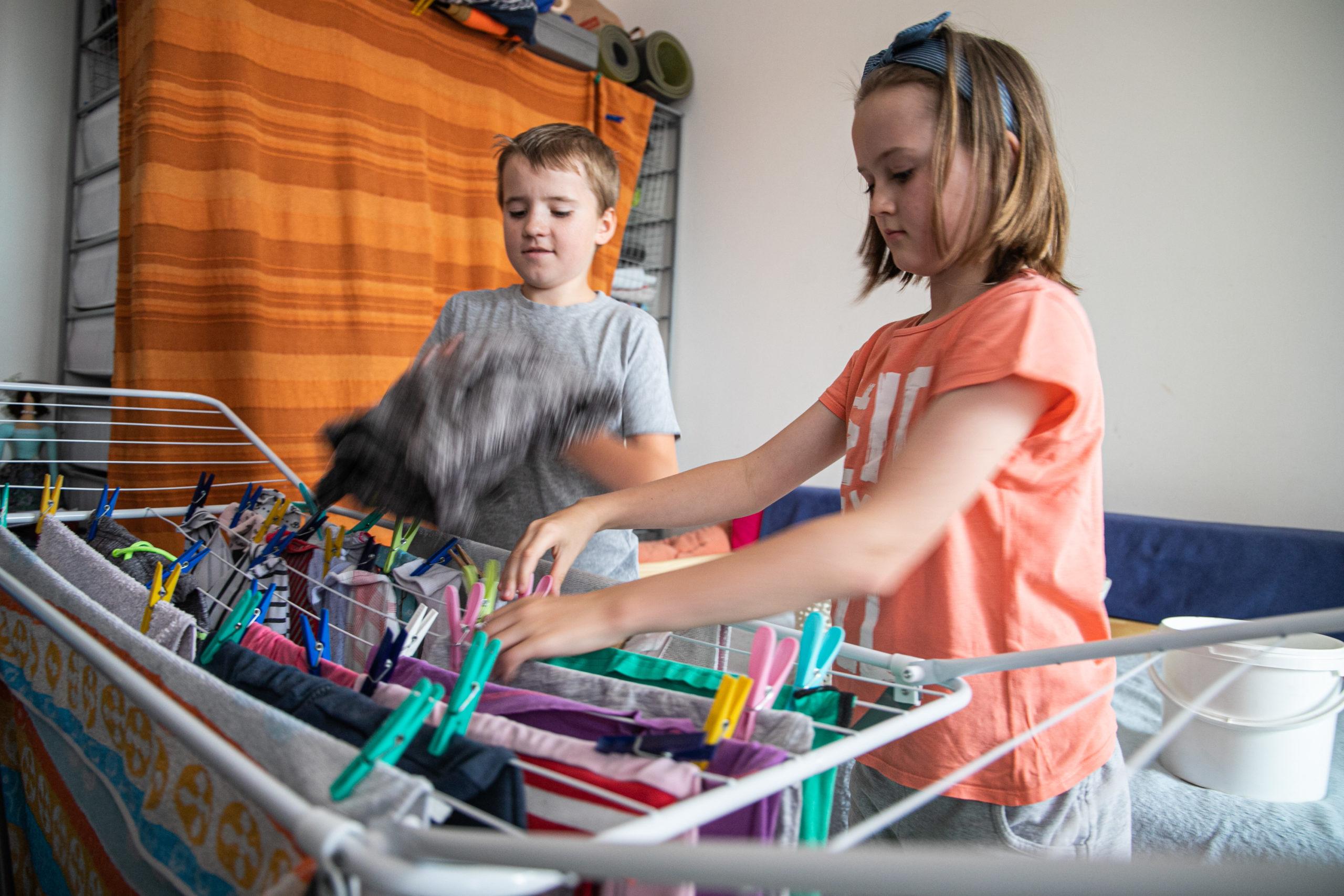 Nejde o konkrétní téma, ale o to, že se děti naučí nést odpovědnost.