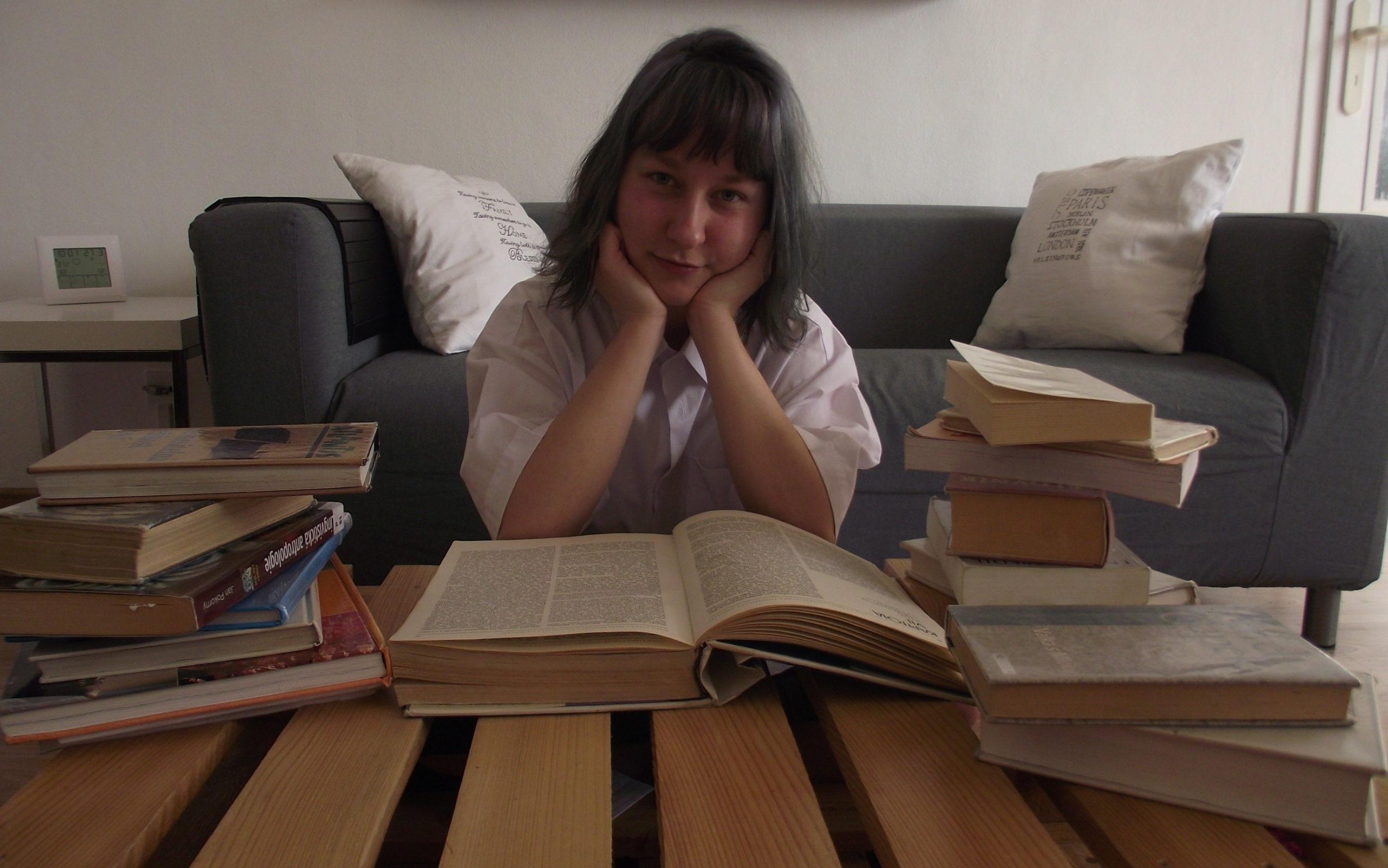 Kateřina Rusnoková je jedním ze studentů, které letos čeká maturita a přijímací zkoušky na vysokou školu ve zcela zvláštním režimu.