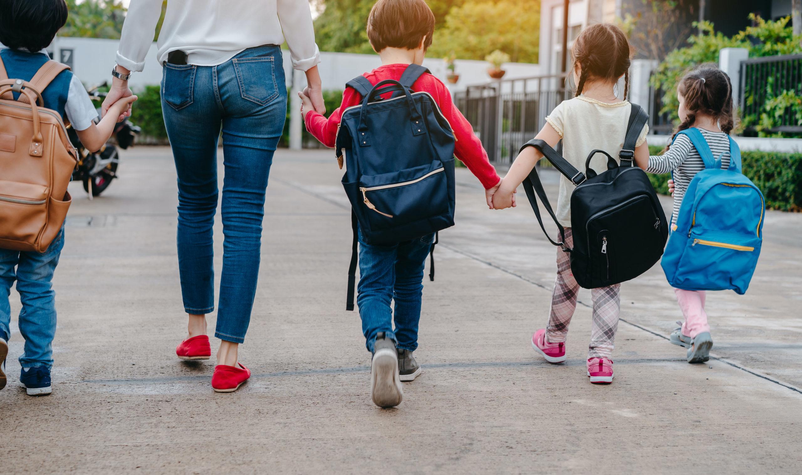 Čím víc rodič bude v pohodě, tím lépe to zvládne dítě.