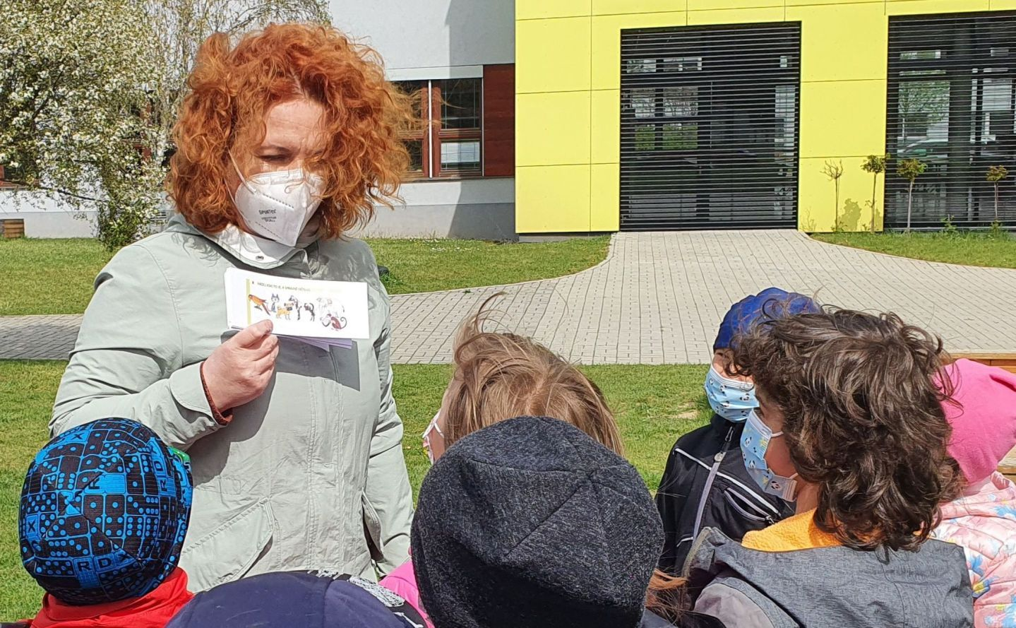 """Markéta Vokurková: """"Čím mladší žáci, tím je začátek snazší."""""""
