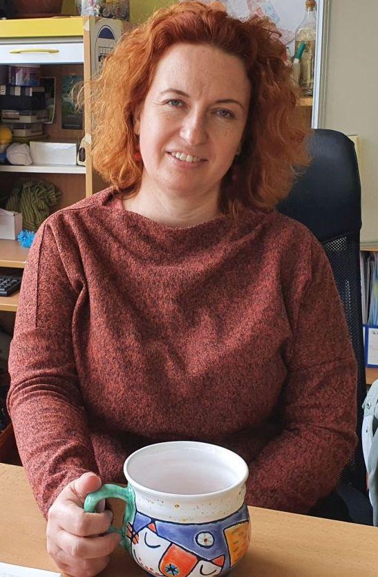 """Markéta Vokurková: """"Učím už dvacet let, z toho deset v této škole."""""""