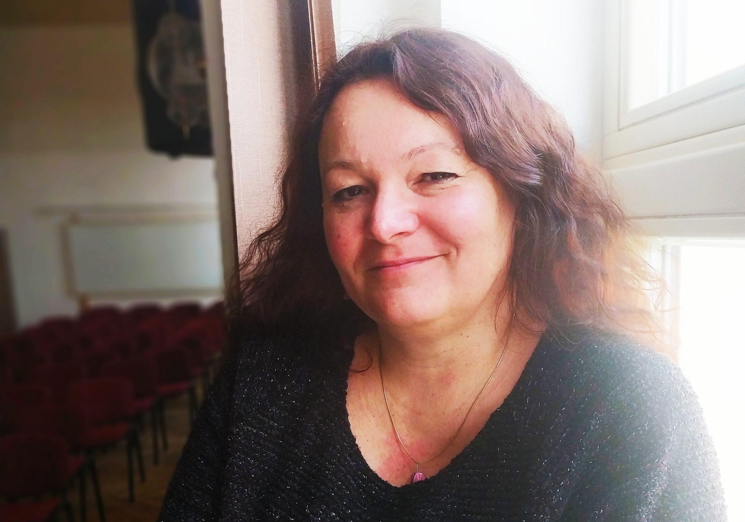 Andrea Melechová, zastupující ředitelka ZŠ Kamenná stezka.