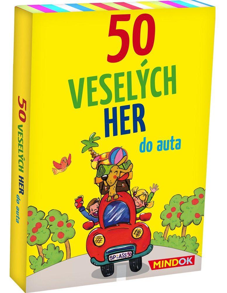 50 veselých her do auta.