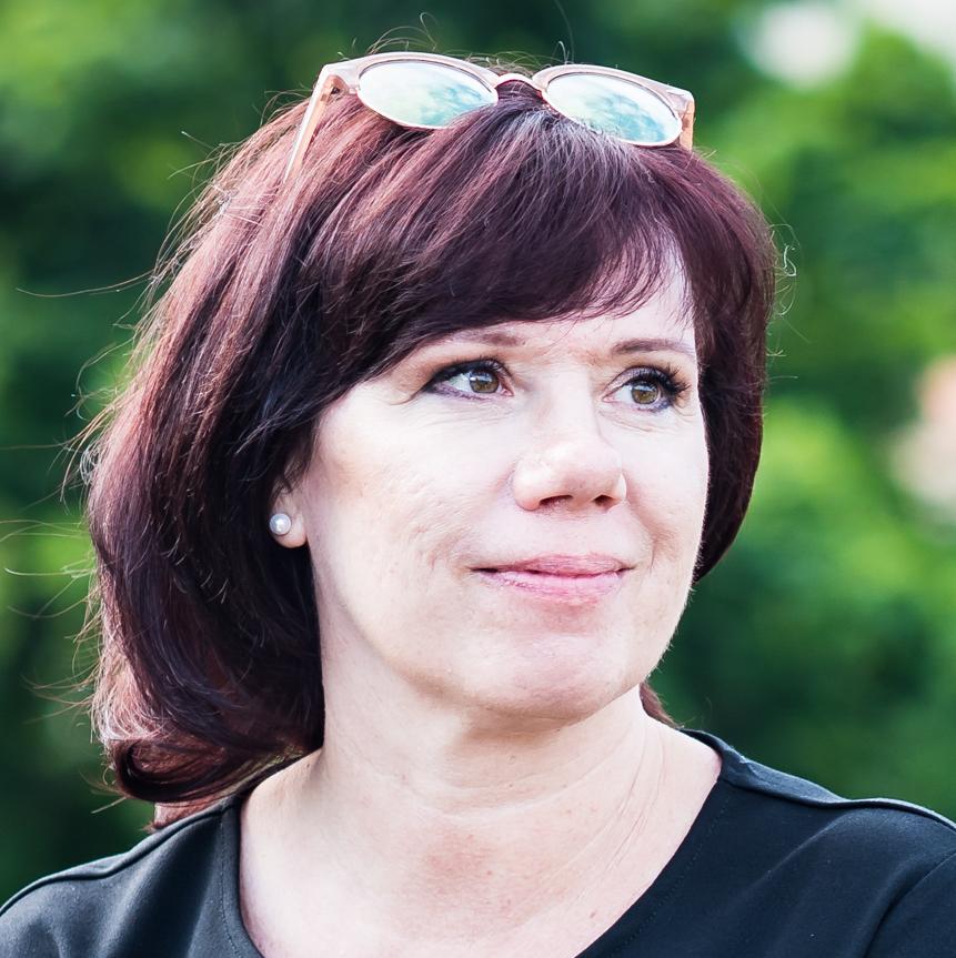 Marcela Přibylová.