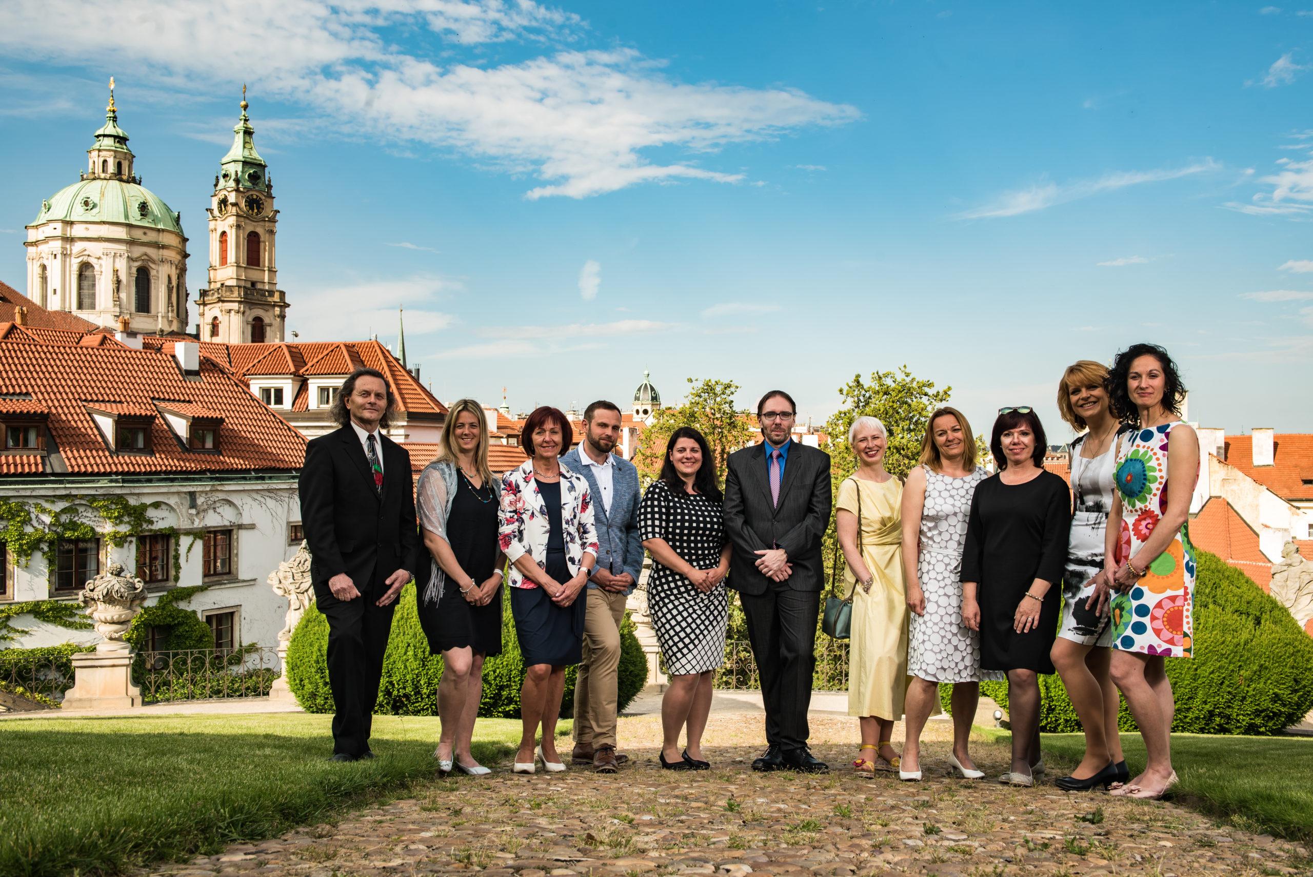 Finalisté Global Teacher Prize 2021.