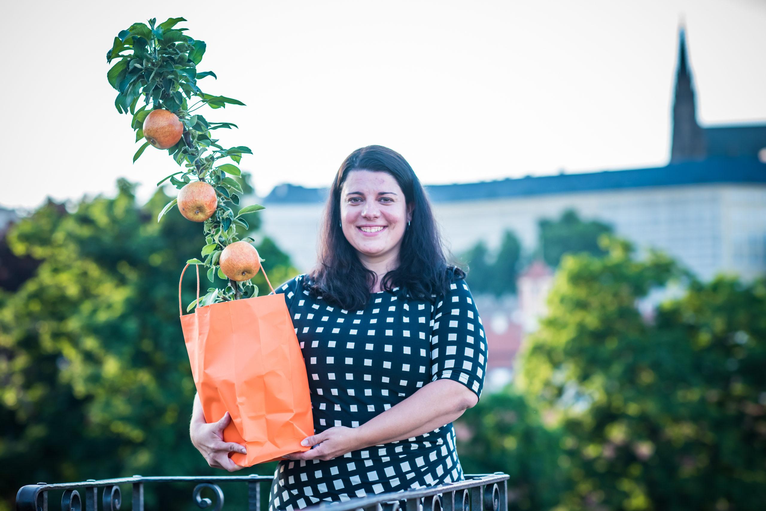 Pavlína Loňková letos získala třetí místo v soutěži Global Teacher Prize.