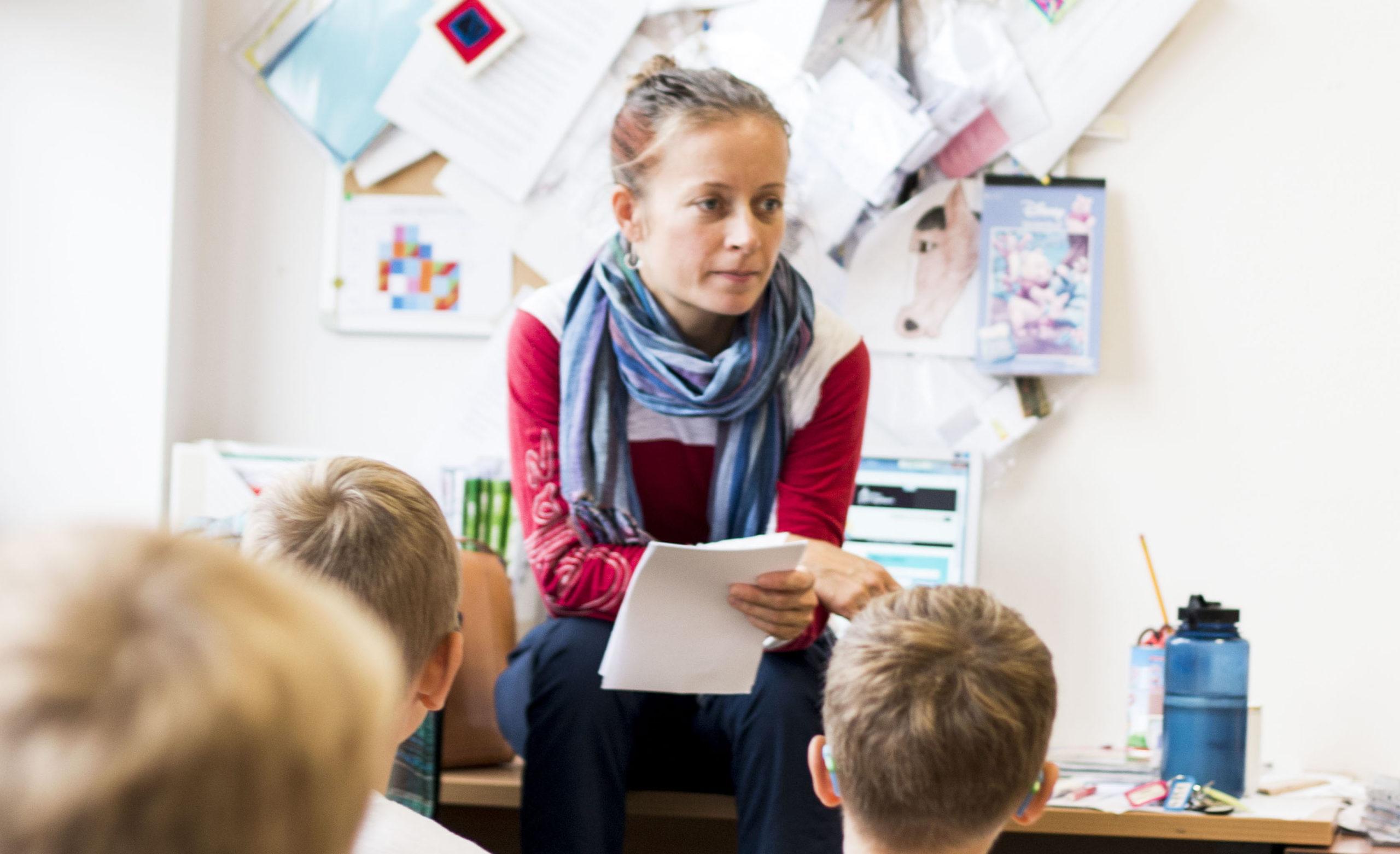 Zájemci o výuku žáků na prvním stupni se nehrnou.