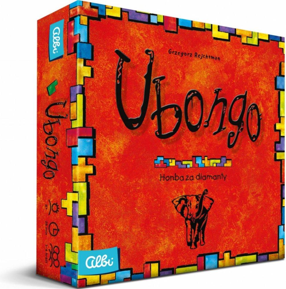 Ubongo.