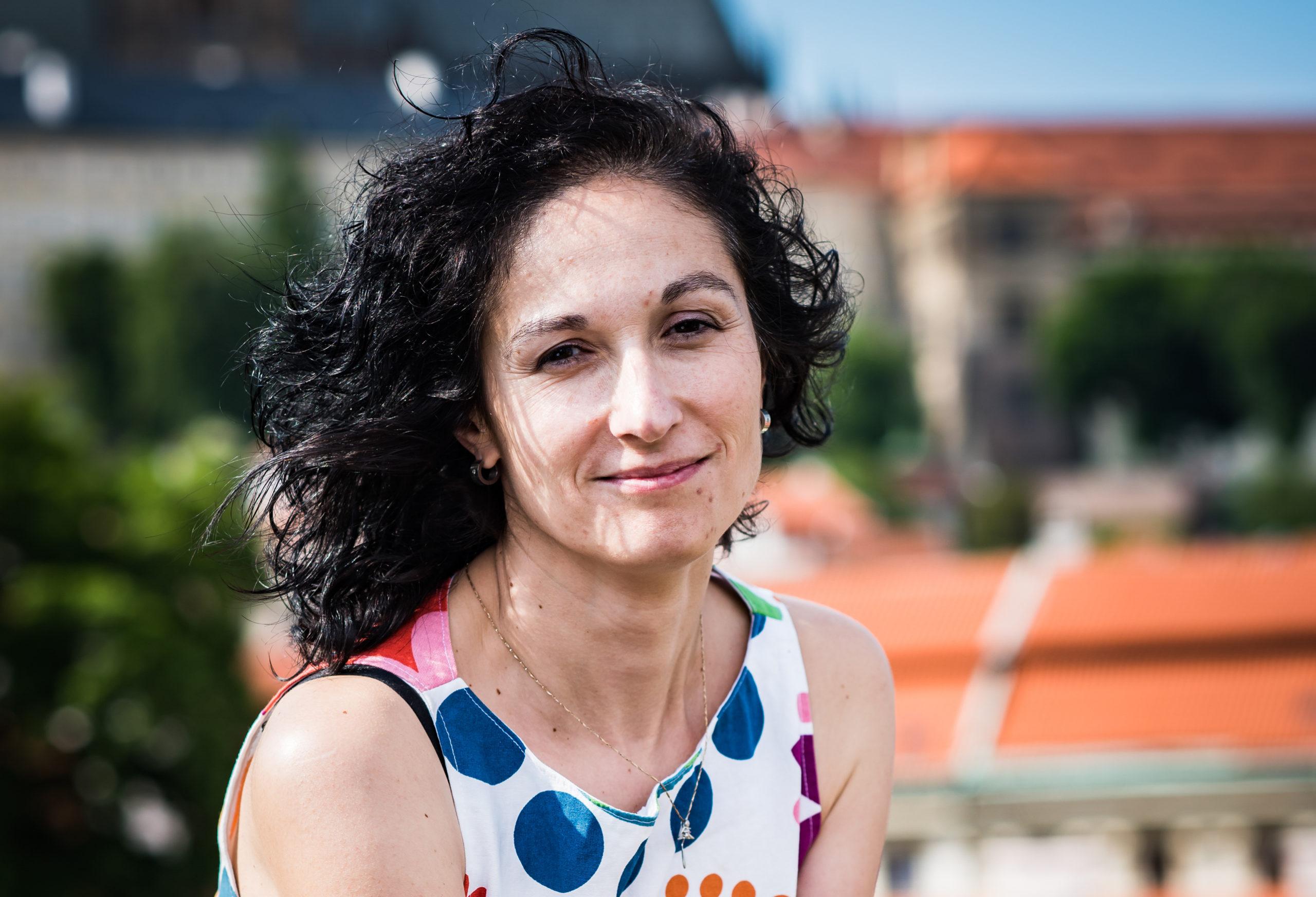 Barbora Heřmanová se stala letos vítězkou české Global Teacher Prize.